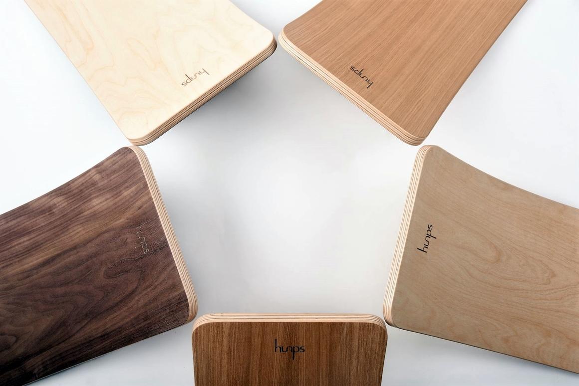 Original handmade <br/> balance boards
